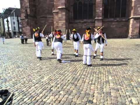 Three Countries Mini-tour 2014: Ferrette Morris Dancing Room For The Cuckold video