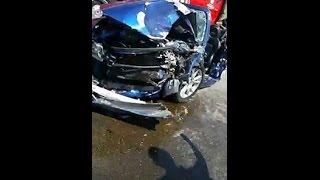 Periscope Canlı Yayında Araba Kazası +18