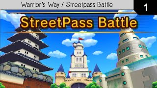Streetpass Battle / Warriors Way [Full Game]