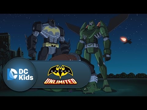 Breakout or Bust | Batman Unlimited | DC Kids