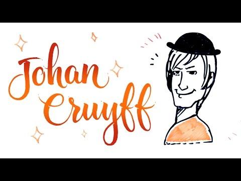 Johan Cruyff - Draw My Life