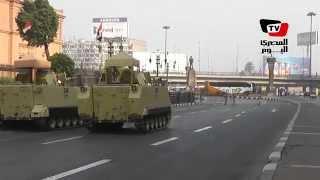 هدوء في ميدان التحرير وميدان عبد المنعم رياض ليلة العيد