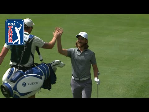 Tommy Fleetwood opens with back-to-back eagles at WGC-Mexico 2019