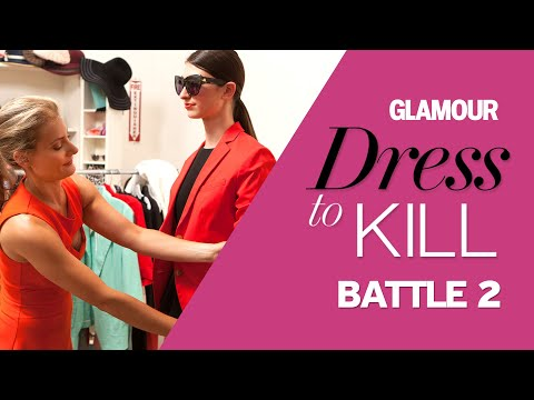 Job Interview Outfit -- Whitney Port Style Competition -- Dress to Kill -- Glamour
