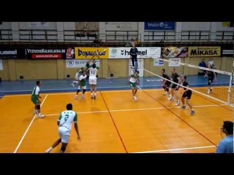 BESTCOM sport camp - National Volleyball Team Saudi Arabia in Slovakia 2011.mp4