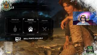 Rise of the Tomb Raider: Quest for the Divine Sauce Episode 14