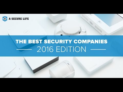 Best Home Security System 2016