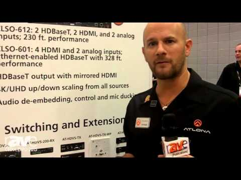 CEDIA 2015: Atlona Presents Commercial Switchers with 4K Scalers, CLSO-612, CLSO-601 and CLSO 8×2