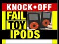 [Fake Apple iPods Flooding USA . . . An MP3 Player Product Revie] Video
