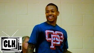 Isaiah Thomas gets buckets at CP3 Camp - Phoenix Suns - Heart Over Height