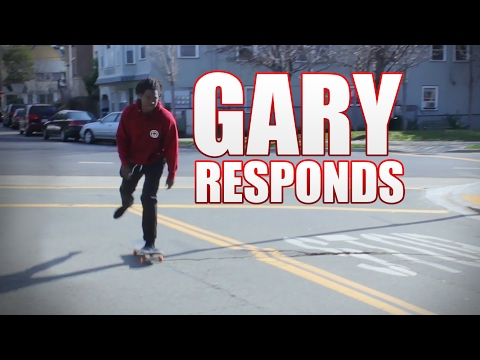 Gary Responds To Your SKATELINE Comments Ep. 177 - Sean Malto, Brandon Biebel, Dashawn Jordan