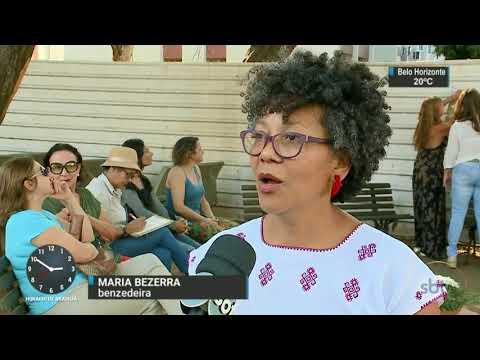 Escola resgata tradição das benzedeiras no Distrito Federal   SBT Notícias (15/08/17)