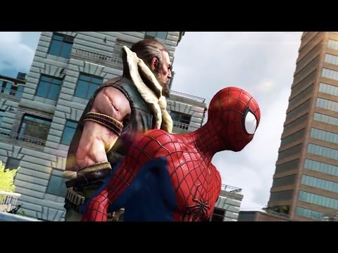 The Amazing Spider-man 2 The Video Game Trailer (ps4 - Xbox One) video