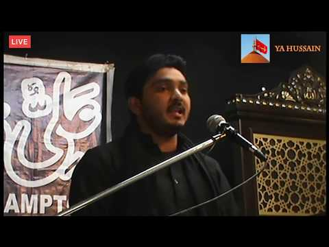7th Muharram   Maulana Qamber Ali Rizvi   9th October 2016   Dua-e-Zehra (Northampton)