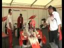 Kamui Kobayashi tiene problemas con el volante