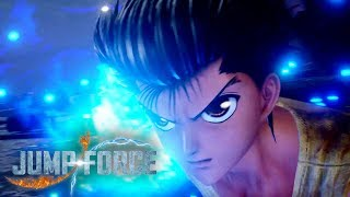 Jump Force - Official TGS 2018 Trailer | Killua, Kurapika, Yusuke, Toguro Revealed