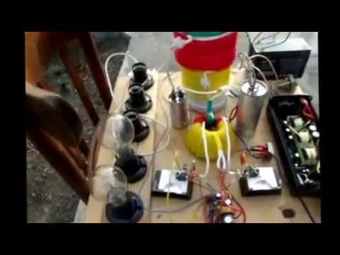 (akula0083)  Генератор Свободной энергии с самозапиткой (akula0083)