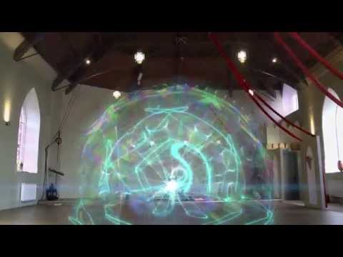 Holographic Music (Watch in 1080p!)