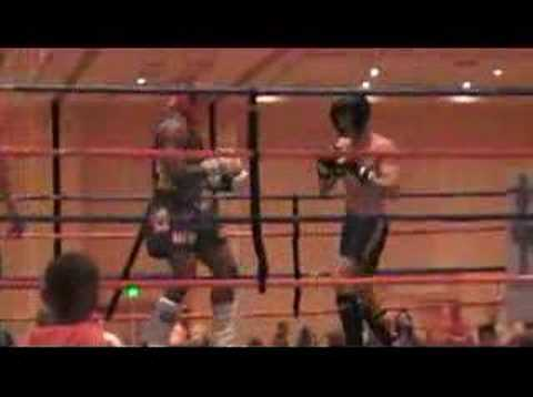 Sanshou Fight - 2008 International Chinese Martial Arts Image 1
