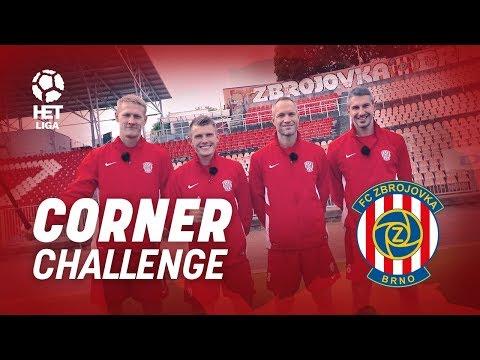 Corner Challenge z Brna