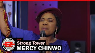 Mercy Chinwo - Strong Tower (Studio Performance)