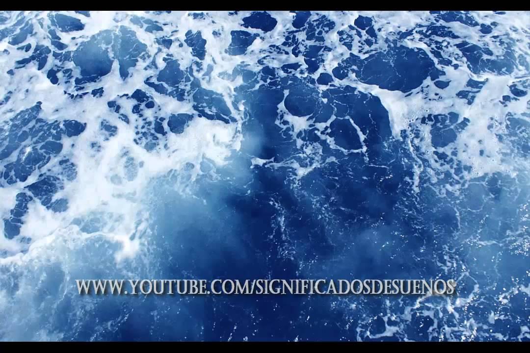 Significado de so ar con agua youtube for De donde se saca el marmol