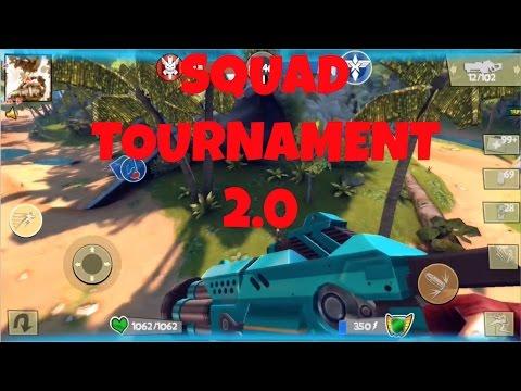 Blitz Brigade Squad Tournament 2.0 + GIVEAWAYS!