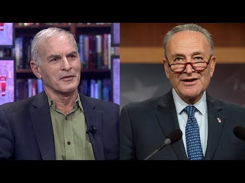 Norman Finkelstein Slams Chuck Schumer for Pushing Trump to Declare Jerusalem Israel's Capital