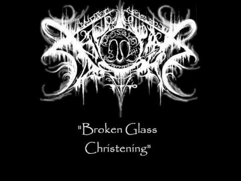 Xasthur - Broken Glass Christening