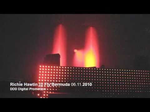 Richie Hawtin start his set @ Fly Bermuda - Tempelhof Berlin 06.11.2010 Music Videos