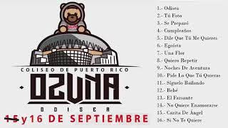 Ozuna odisea Album Completo   Ozuna Grandes Exitos Nuevo Album 2018
