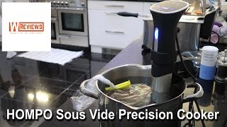HOMPO Sous Vide Precision Cooker Cheap but is it any good?