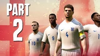 2014 FIFA World Cup Walkthrough Part 2 - WHAT A GOAL  360/PS3