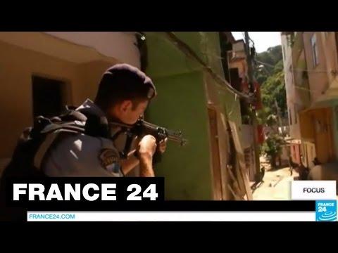 BRÉSIL - À la rencontre de la police brésilienne, l'une des plus violentes au monde