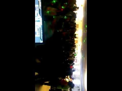 Hapeville Charter Middle School Xmas Dance Part 1