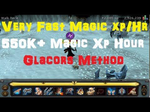 [Magic Training Method] 550K+ Magic Xp/Hour – Glacors Semi-Guide – EoC Runescape