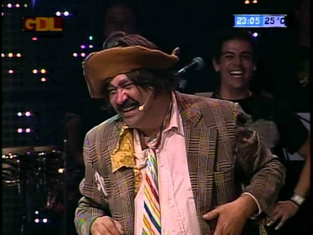 LICFLASH - RUSO Y PIERO -'' BORRACHO ''- ADAL RAMONES