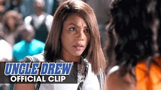 """Uncle Drew (2018 Movie) Official Clip """"Be Aggressive"""" – Kyrie Irving, Lil Rel Howery"""