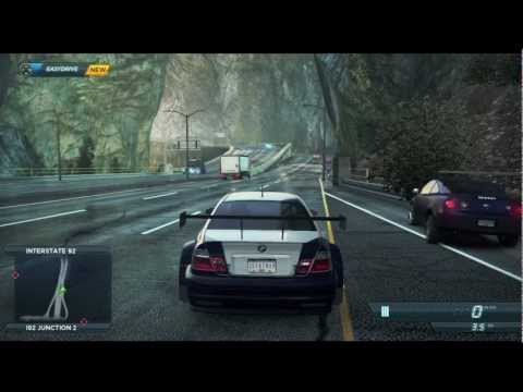 Need For Speed Most Wanted (2012) [Xbox 360]: BMW M3 GTR Gameplay Music Videos