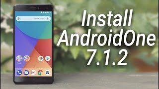 Install Xiaomi Mi A1 Rom 7 1 2 On Redmi Note 4