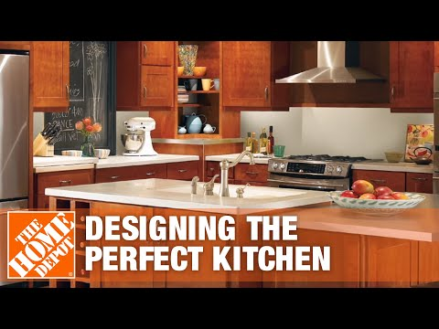 Design Tips: Designing the Perfect Kitchen - The Home Depot