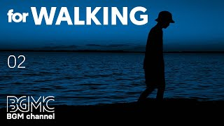4 Hours Relaxing Guitar Music for WALKING: Meditation Music, Instrumental Music, Calming Music