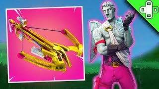 THE CROSSBOW IS COMING TO FORTNITE! Funny Fortnite moments 65