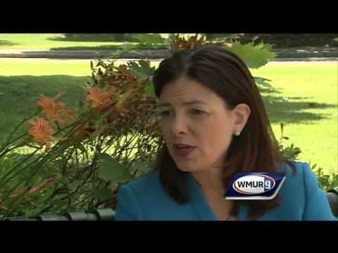Kelly Ayotte officially launches her re-election campaign