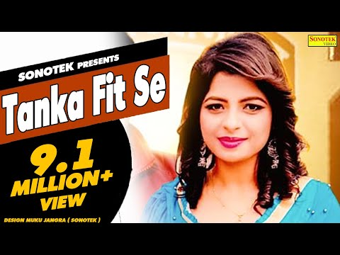 Annu Kadyan - Tanka Fit Se - Haryanvi Hot Song video
