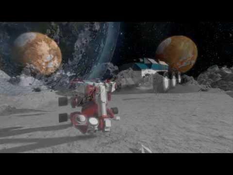 Space Engineers — теперь с планетами!
