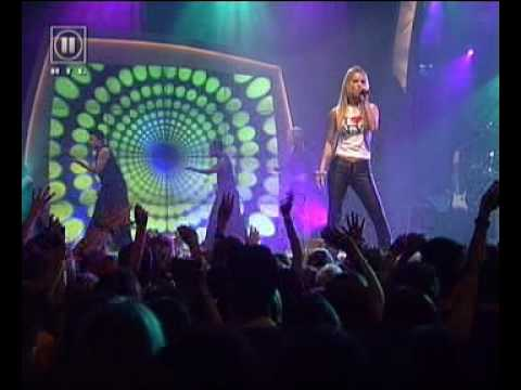 Jessica Simpson - I Think I'm In Love With You live The Dome in Germany