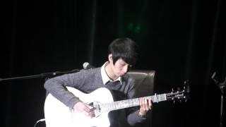 (2012 France Tour) Someone_Lik You - Sungha Jung