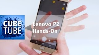 Lenovo P2 Hands On (deutsch HD)