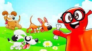 Bingo Dog - Nursery Rhymes & Kids Songs | Cartoon Animation for Children
